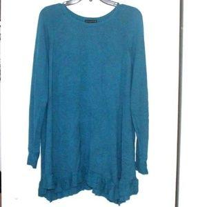 Lane Bryant Women's Long Sleeve Sweater Shirt Top